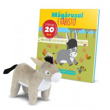 Editia nr. 08 - Măgărușul Evaristo (Animalutele de la ferma)