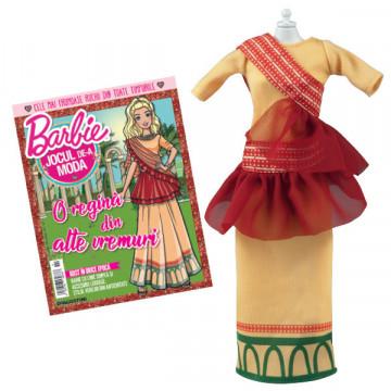 Editia nr. 11 - Rochie stil sumerian (Barbie, jocul de-a moda)