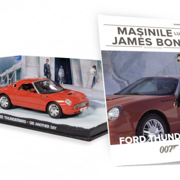 Editia Nr. 20 - Ford Thunderbird (Die Another Day)