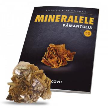 Editia nr. 50 - Muscovit (Mineralele Pamantului)