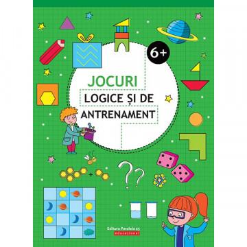 Jocuri logice și de antrenament (6 ani +)