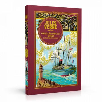 Jules Verne - Copiii căpitanului Grant. Oceanul Pacific - Ediția nr. 07