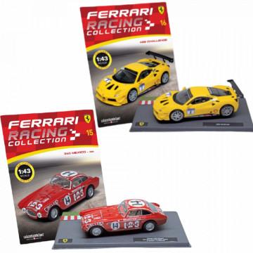Precomanda Ferrari Racing - August 2021