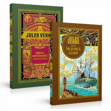 Precomanda Jules Verne - Octombrie 2021