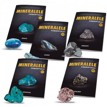 Precomanda Mineralele Pamantului - Septembrie 2021