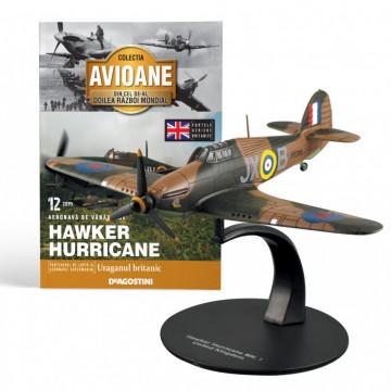 Editia nr. 12 - Avion Fortele Aeriene Britanice Hawker Hurricane