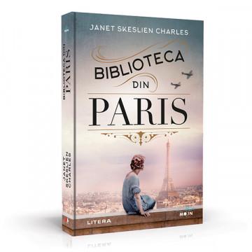 Biblioteca din Paris - Janet Skeslien Charles