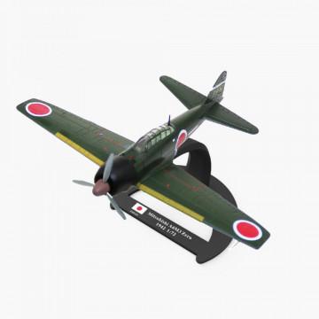 Editia nr. 05 - Mitsubishi A6M3 Zero (Avioane din cel de-al Doilea Razboi Mondial)