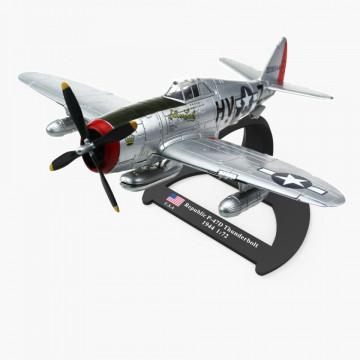 Editia nr. 09 - Republic P-47D Thunderbolt (Avioane din cel de-al Doilea Razboi Mondial)