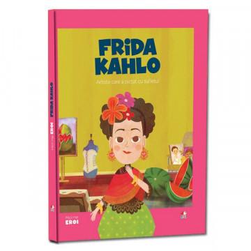 Editia nr. 18 - Frida Kahlo