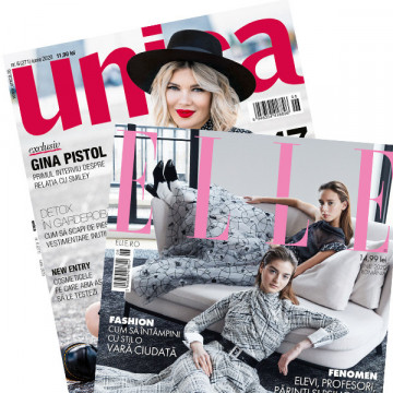 Pachet UNICA + ELLE iunie 2020