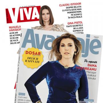 Pachet VIVA! + AVANTAJE aprilie 2020