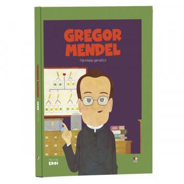 EDITIA NR. 49 - Gregor Mendel