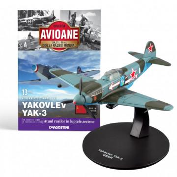 Editia nr. 13 - Avion Armata Sovietica Yakovlev Yak-3