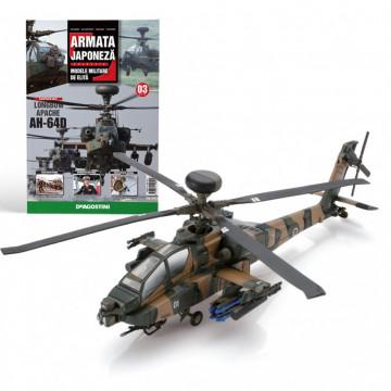 Armata Japoneza - Nr. 3 - Elicopterul Apache Longbow AH-64D