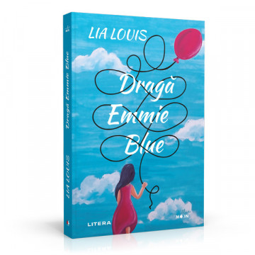 Draga Emmie Blue - LIA LOUIS
