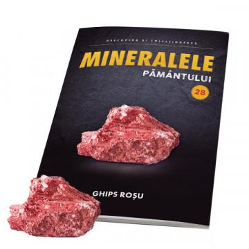 Editia nr. 28 - Ghips Rosu (Mineralele Pamantului)