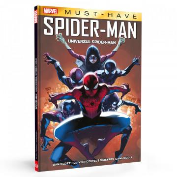 Ediția nr. 3 - Spider-man (Marvel)