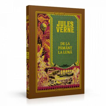 Jules Verne - De la Pământ la Lună - Ediția nr. 09