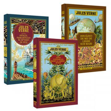 Precomanda Jules Verne - Mai 2021