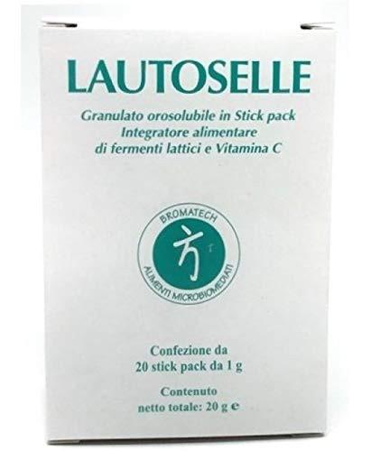 Bustine Lautoselle fermenti lattici - Bromatech immagini
