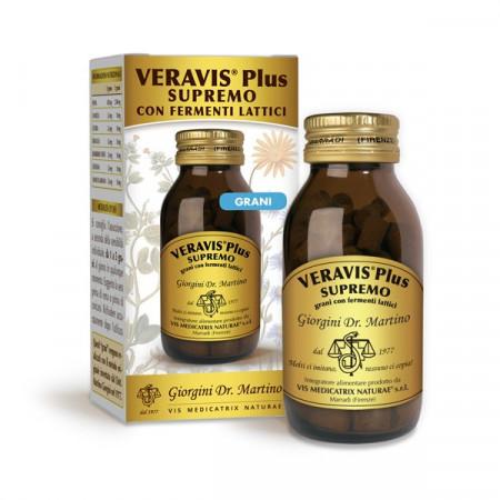 Pastiglie Veravis Plus Supremo con fermenti lattici - Dr. Giorgini immagini