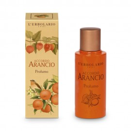 Profumo Accordo Arancio 50 ml - L'Erbolario immagini