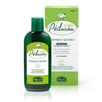 Shampoo Specifico pidocchi - Helan immagini