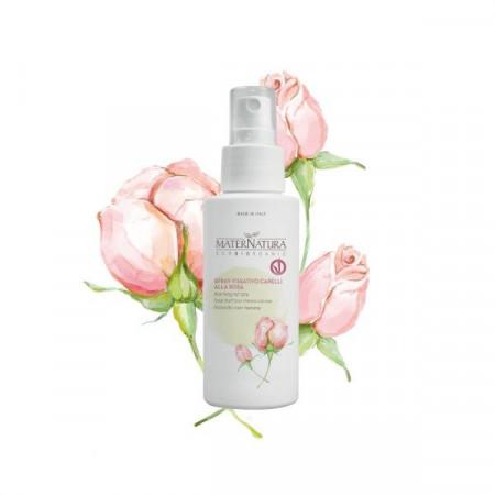 Spray Fissativo alla Rosa - Maternatura immagini
