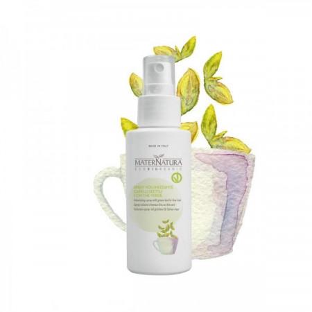 Spray Volumizzante Capelli sottili - MaterNatura immagini