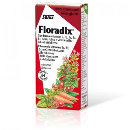 Tavolette Floradix per il ferro - Salus immagini