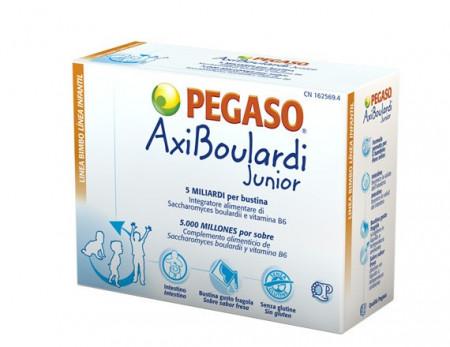 Bustine AxiBoulardi Junior per l'intestino dei bambini - Pegaso immagini