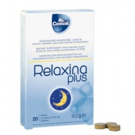 Compresse Relaxina plus 20 - Cosval immagini