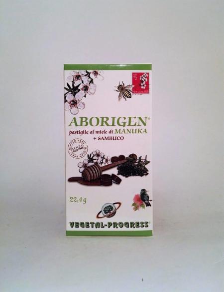 Pastiglie Aborigen con Miele di Manuka - Vegetal Progress immagini