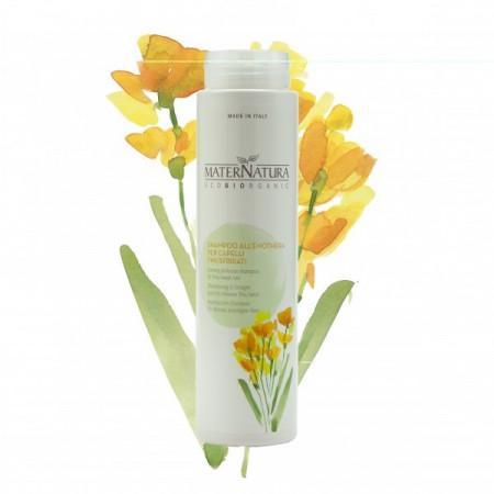 Shampoo all'Enothera - MaterNatura immagini