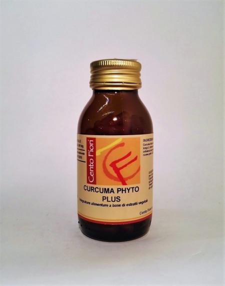 Capsule Curcuma Phyto Plus per le infiammazioni - CentoFiori immagini
