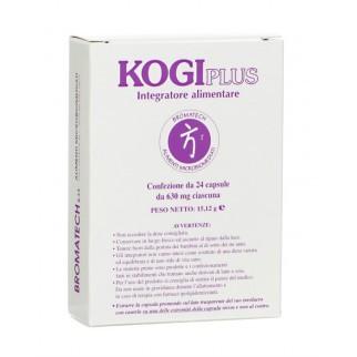 Capsule Kogi Plus per il colesterolo - Bromatech immagini