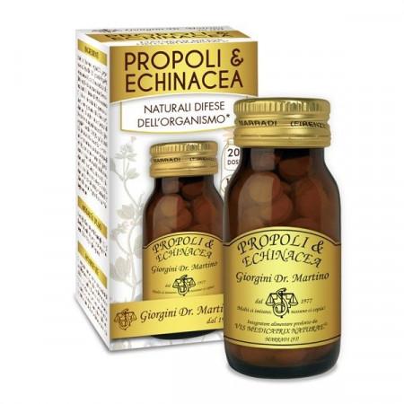 Pastiglie Propoli e Echinacea per le difese immunitarie - Dr Giorgini immagini