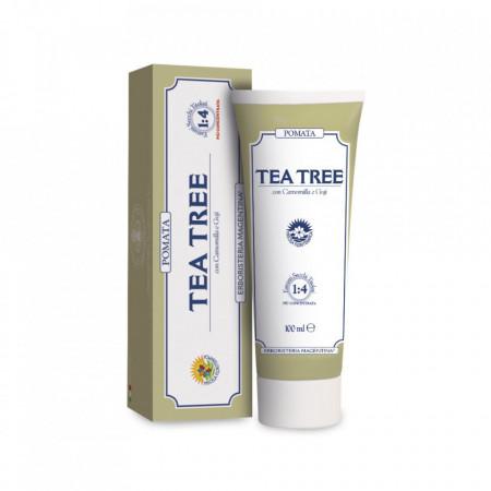 Pomata Tea Tree - Erboristeria Magentina immagini