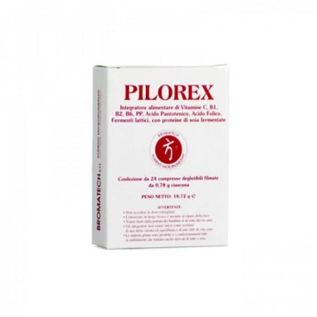 Capsule Pilorex per l'acidità gastrica - Bromatech immagini