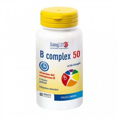 Tavolette B complex 50 - LongLife immagini