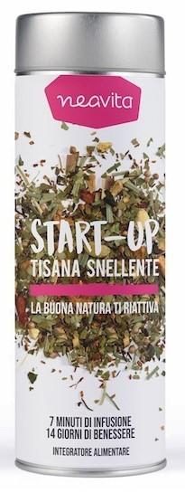 Tisana Snellente Start-Up - Neavita immagini