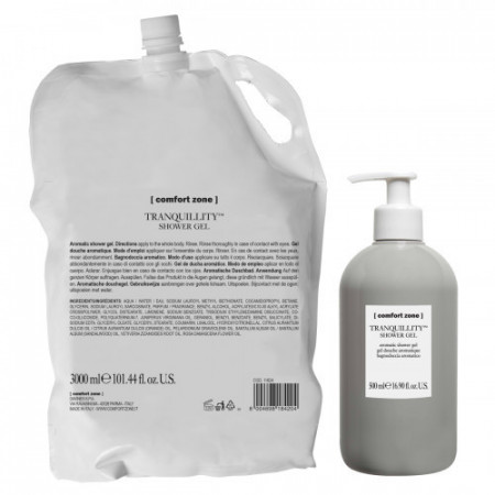Tranquillity Shower Gel 3L - Comfort Zone immagini