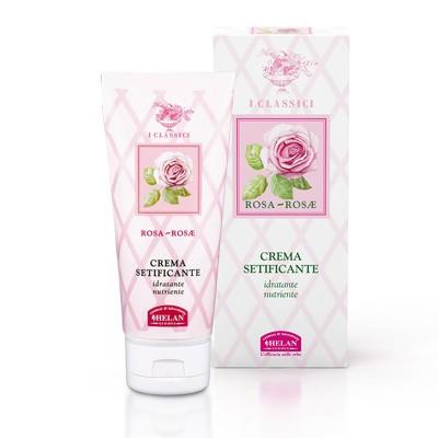 Crema Setificante per il corpo Rosa-Rosae - Helan immagini