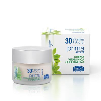 Crema Vitaminica Antietà 30+ - Helan immagini