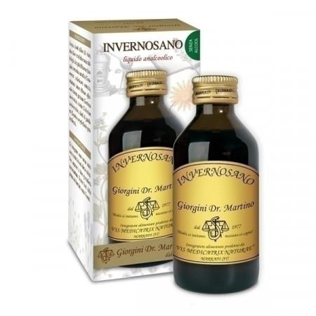 Liquido Inverno Sano per difese immunitarie - Dr Giorgini immagini