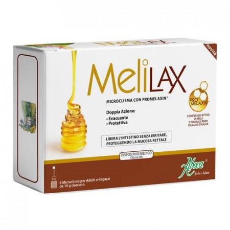 Microclisma Melilax Adulti - Aboca immagini