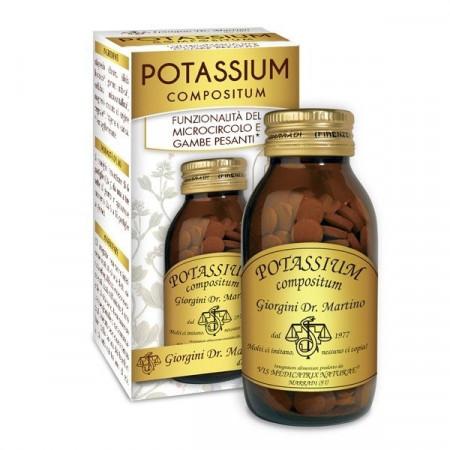 Pastiglie Potassium Compositum-T - Dr. Giorgini immagini