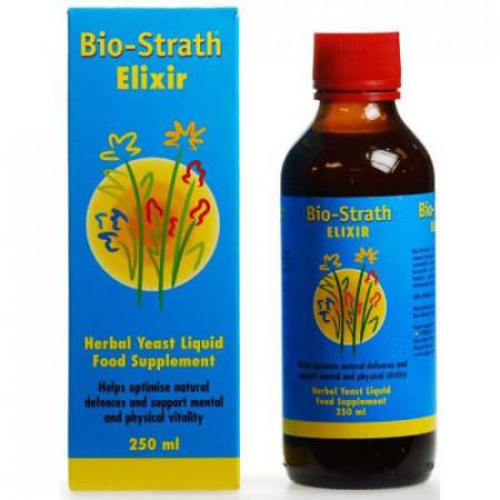 Sciroppo Bio-Strath Elixir - Natura Service immagini