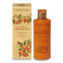 Bagnoschiuma Accordo Arancio - L'Erbolario immagini